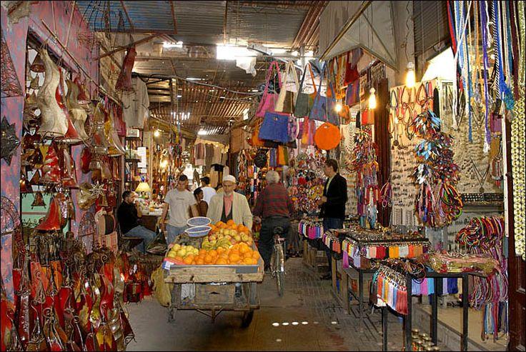 souks of marrakech - Marrakech, Marrakech