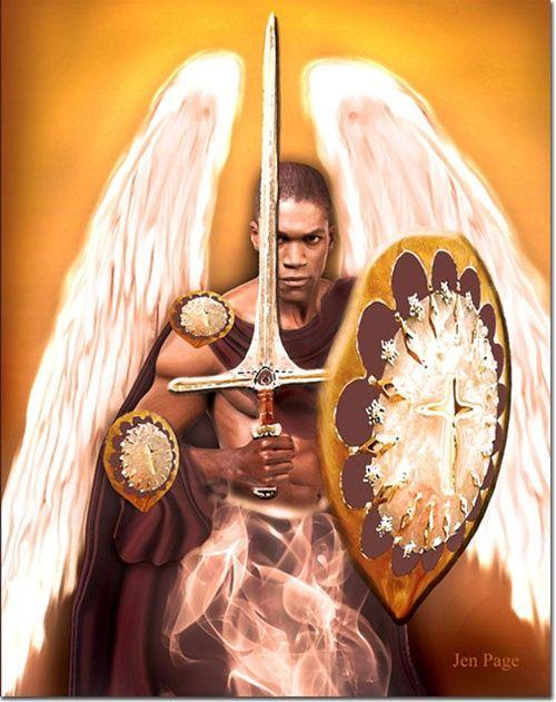 Warrior Angel                                                                                                                                                                                 More