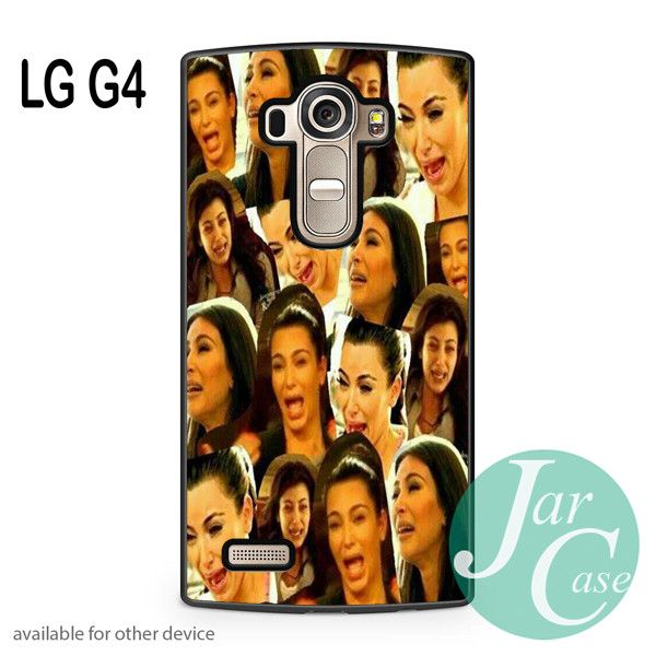 Kim kadarshian collage Phone case for LG G4 and other cases
