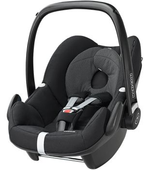 Maxi-Cosi Pebble, Black Raven color