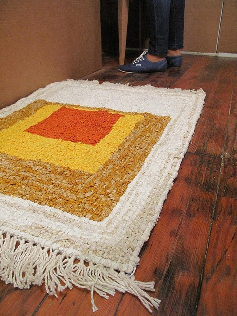 293 Best Images About Homemade Rugs On Pinterest Loom