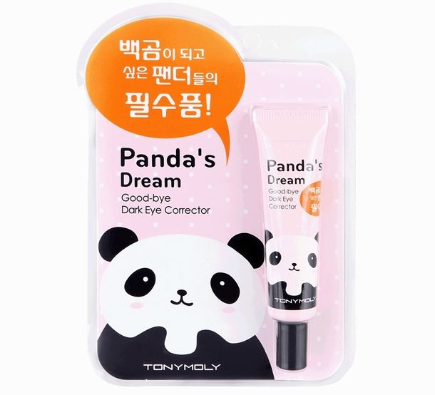 Want It: Tony Moly Panda`s Dream Goodbye Dark Eye Corrector!! God Knows I need this!! New! SLEEPLESS~~ I let you all know!!