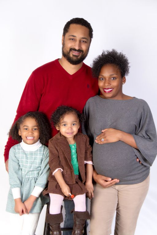 """""""Family Love"""" <3 Portrait Creations Professional Maternity Portraits in Charlotte, NC."""