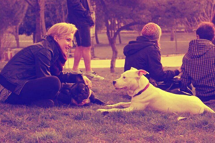 Love, kayra, dogo argentino