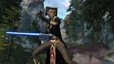 SWTOR Class Quiz Results: Class/Advanced Class: Jedi Consular/Sage. Species: Twi'lek. Alignment: Light Side, Strong