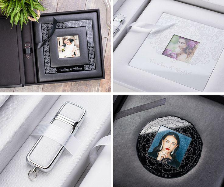 Complete Fotoalbum, czyli idealne zestawy dla fotografii ślubnej w linii Biała Dama oraz Czarna Gwiazda już w naszej ofercie! Zobaczcie jak się prezentują ;)