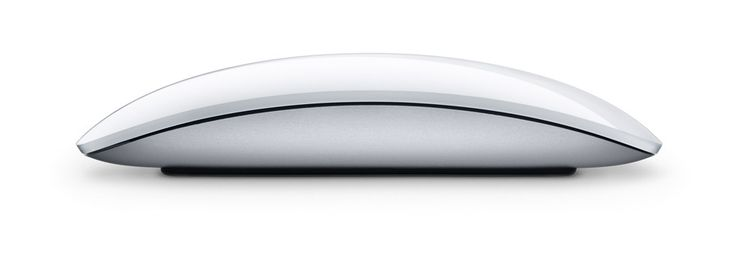 MAwi Apple - Magic Mouse - The world's first Multi-Touch mouse.