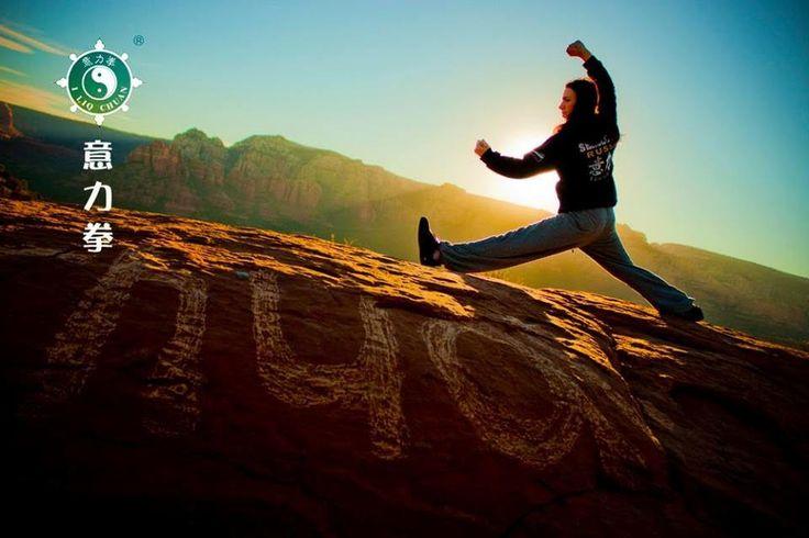 Kicking! with Daria Sergeeva