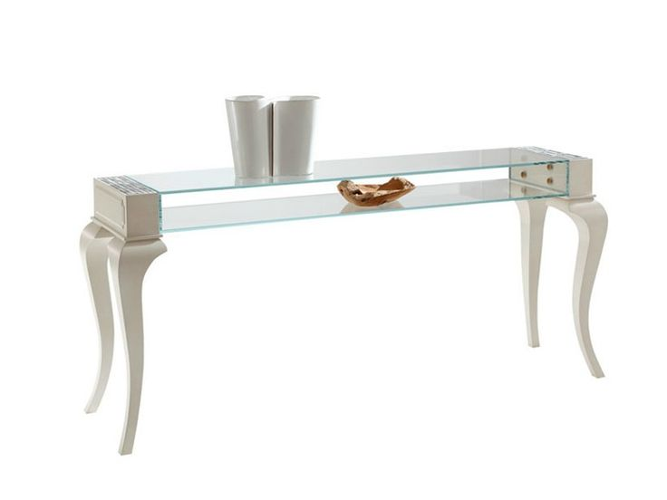 Rectangular console table ATHENA by SELVA