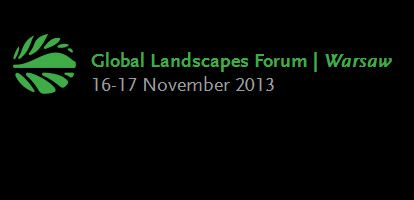 The inaugural Global Landscapes Forum will be held on the sidelines of the UNFCCC COP19 in Warsaw. The forum is the pre-eminent global platform for sharing landscapes development strategies that are climate smart, equitable, productive and profitable, recognising the central role and identity of farmers and forest-dependent people.