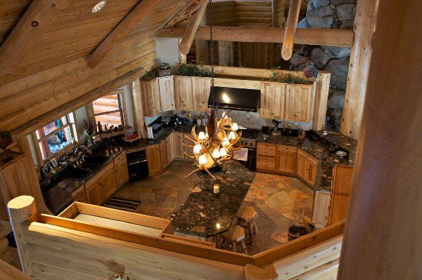 St marie log home 7 future home pinterest
