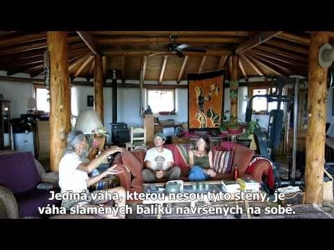 ▶ Slaměný dům v USA — rozhovor 2. část - YouTube