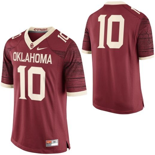 Oklahoma Sooners Nike 2014 Football Jersey