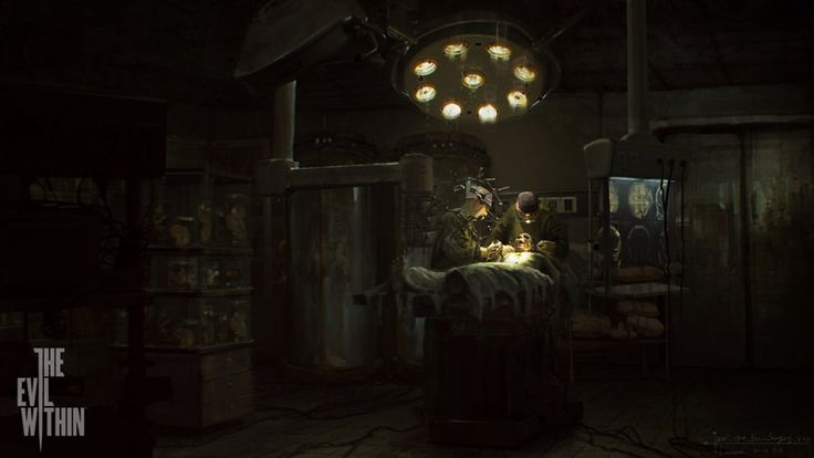 Here's a Ton of Concept Art for 'The Evil Within' - Bloody Disgusting!