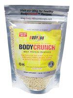 Netrition.com                                                Body 360 Nutritionals BodyCrunch Whey Protein Crunchies