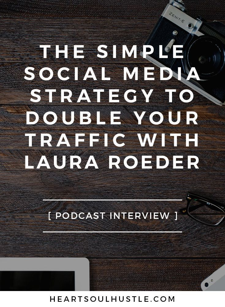 Laura Roeder owns one of the largest social media scheduling apps around - and it's pretty dope!  She built it because she relized more people needed to be using socail media like this...