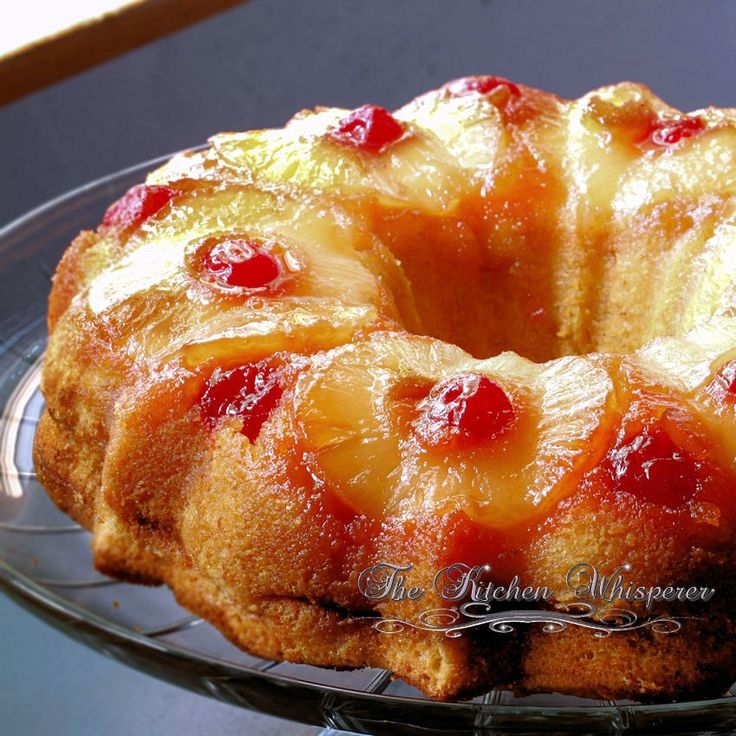 Pineapple Upside Down Cake Recipes X Pan