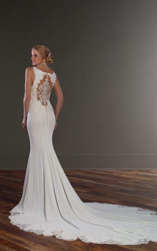 Vestidos de noiva de Martina Liana 2017. Modelo 828/ Martina Liana 2017 wedding dresses 828 Model
