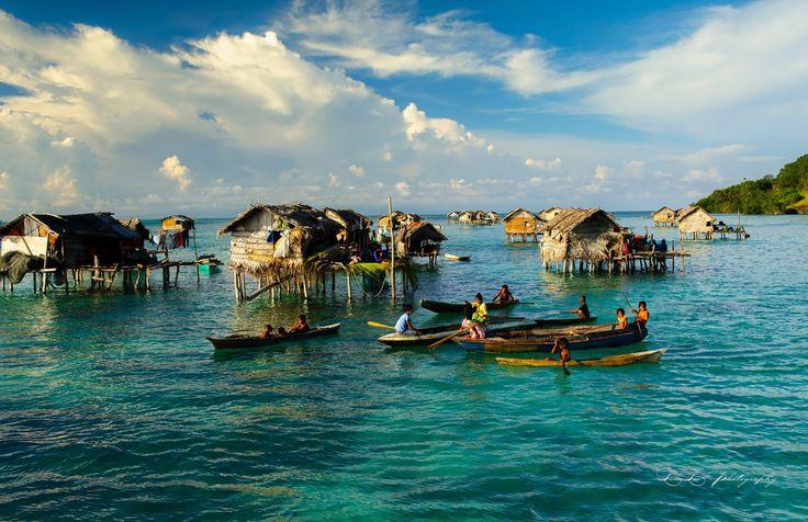 透明度高すぎ!マレーシア「センポルナ」の海が、息を呑むほど美しい… - Find Travel | http://www.panoramio.com/photo/81834134