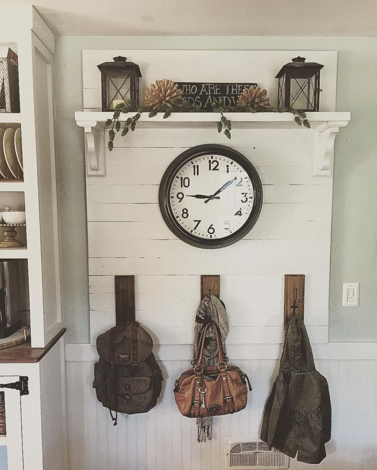 5ft x 4ft Shiplap coat rack  #buildlikeagirl #woodgraingirls