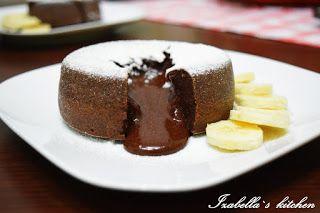Izabella`s kitchen: Deserturi Lava cake simplu si rapid