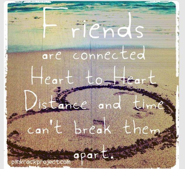 Friends Distance Quotes Friendship Quotes