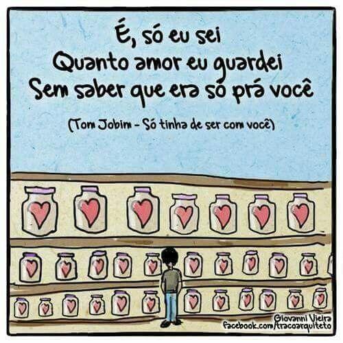 Tom Jobim. Declarações de amor.