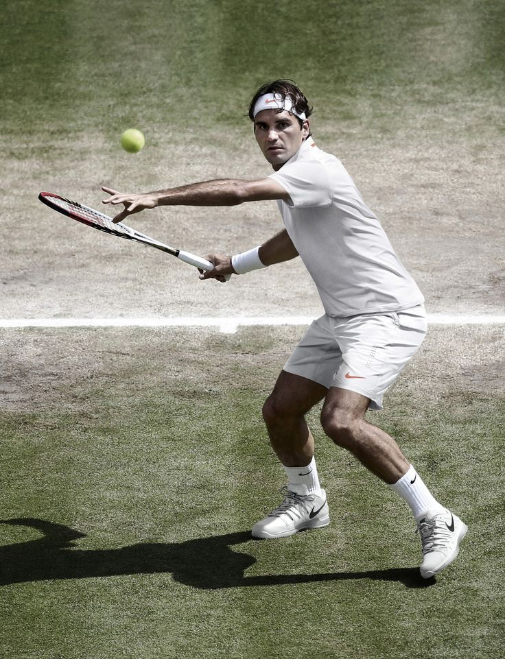 Roger Federer Wimbledon 2013 - so sad to see him go at round 2 :(