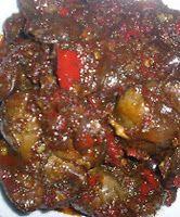Surinaamse recepten: Gebakken hete kippenlever