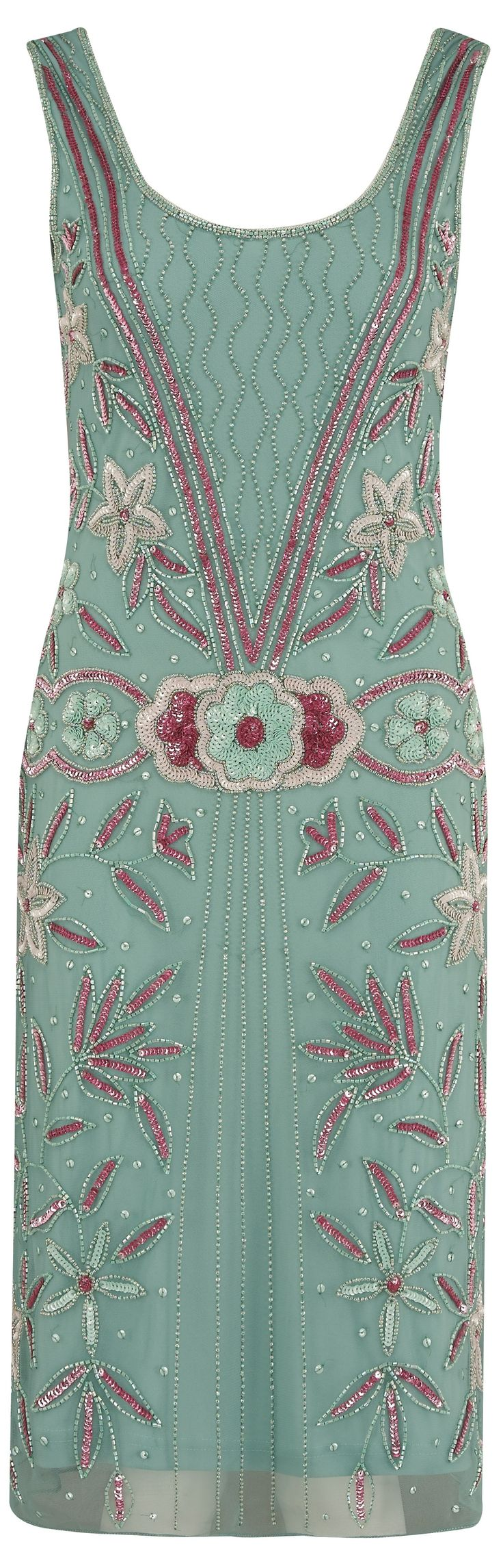 I'm absolutely intoxicated by the color combinations and the designs on this dress. I wonder if they still have it my size. I wonder if it would look good on me. I DO LOVE it. Anyway... if you're tired of clicking pins, click to read my updated article: http://www.boomerinas.com/2013/06/26/flapper-fashion-trend-for-parties-cruises-weddings/
