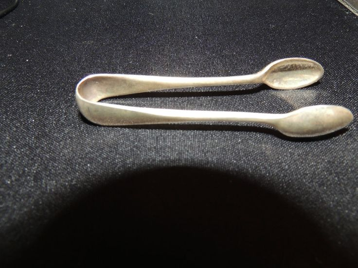 mappin webb suger tongs