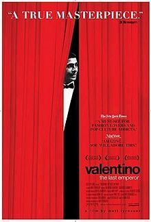Watch The life of Valentino Garavani in: Valentino: The Last Emperor#Repin By:Pinterest++ for iPad#