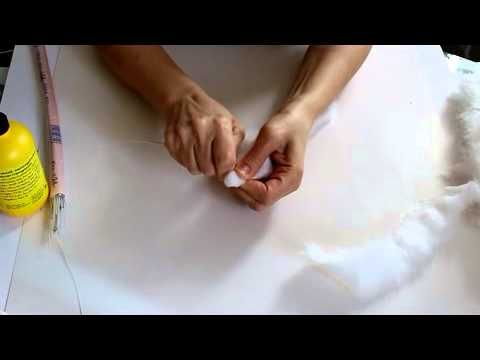Complete video tutorial how to make a flower bud