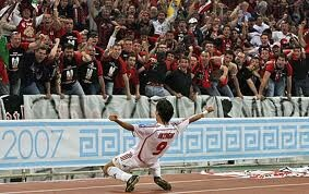 Fillipo Inzaghi and Milan fans a story of never ending love