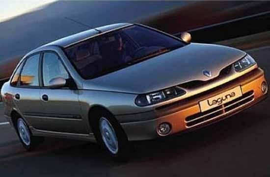 Renault Laguna alacant