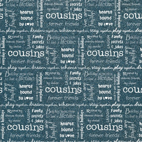 """Dinglefoot's Scrapbooking - Cousins 12"""" x 12"""" Vellum Scrapbook Paper, $0.75 (http://www.dinglefoot.com/cousins-12-x-12-vellum-scrapbook-paper/)"""