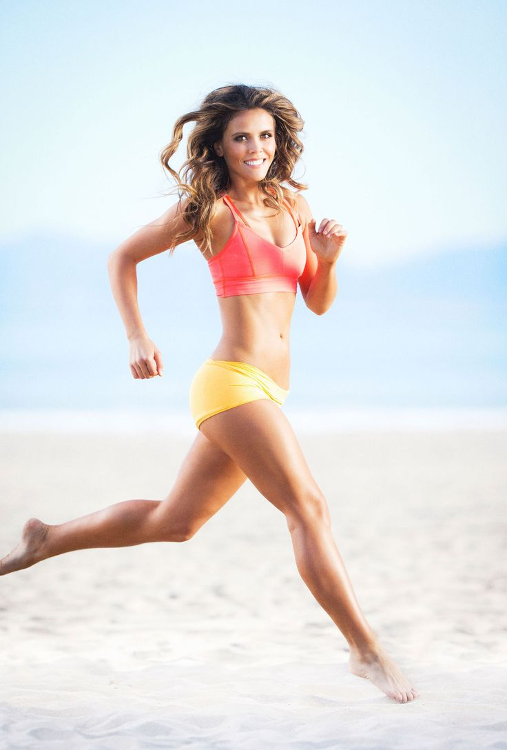 Free 2-Week Tone It Up Fitness Plan: Health & Fitness: glamour.com