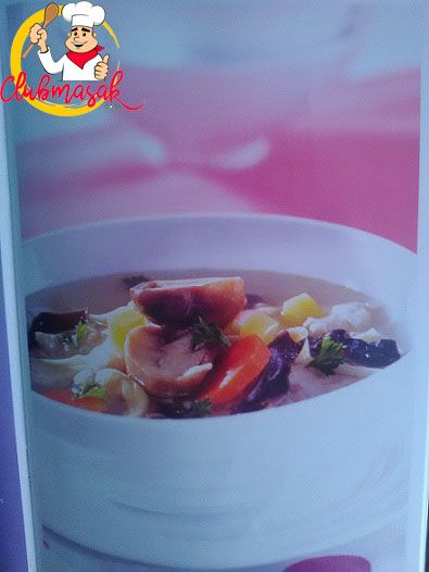 Resep Jamur Abalon, Aneka Sup Untuk Anak, Club Masak