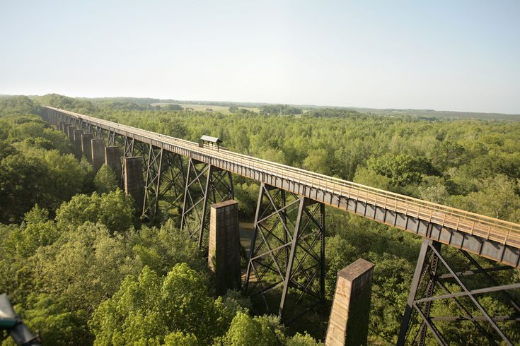 High Bridge Trail State Park in Virginia is Perfect for a Fall Hike