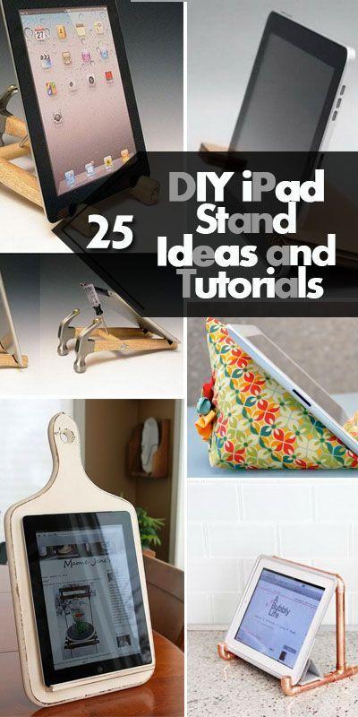 women u0027s nike free run 3 5 0 25 DIY iPad Stand Ideas  Projects  amp  Tutorials