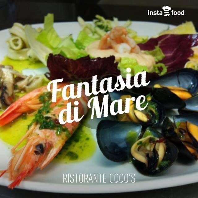 Antipasto di mare. Coco's - Pizza e Cucina Mediterranea - Tarquinia Lido (Vt) 338/6064127