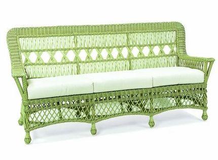 Loggia Wicker Sofa