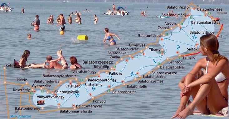 images of balaton hungary | Ungarn ist in 19 Komitate