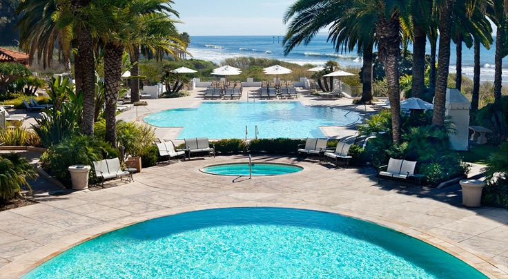 #SantaBarbaraHoliday - Luxury Hotels Santa Barbara California | Bacara Resort & Spa - Photos | Resorts in Santa Barbara