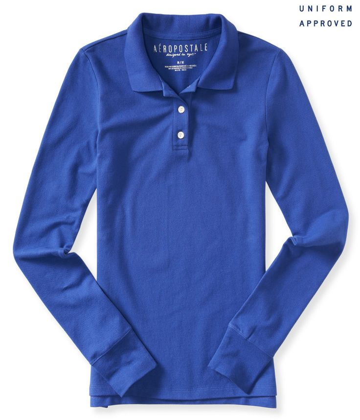 50 best uniform polo shirts for women images on pinterest for Womens school uniform shirts