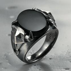 Cudworth's new Cai Men's range uses oxidised silver