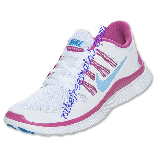 on sale d0d7d 95380 ... cheap buy the cheap nike free 5.0 womens white club pink 580591 145 nike  running shoes