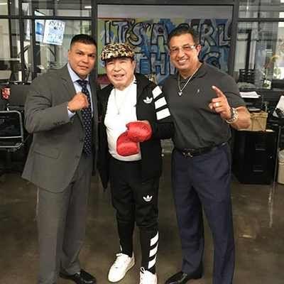 Daniel Ponce de León fue de esos boxeadores llenos de valentía y determinación que lograron ser campeones del mundo........