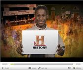 National History Day video to inspire teachers and parents to inspire students to participate. Each year more than half a million students create and participate in the NHD event. Students will choose a historical topic related to the annual theme, and then conduct primary and secondary research to present in a visual format. (Social Studies Common Core standards 6.1.8.D.3.a, 6.1.8.D.3.d,, 6.1.8.D.3.e and ELA-literacy R.H.6-8.1,2,3,4,5,6,7,8)