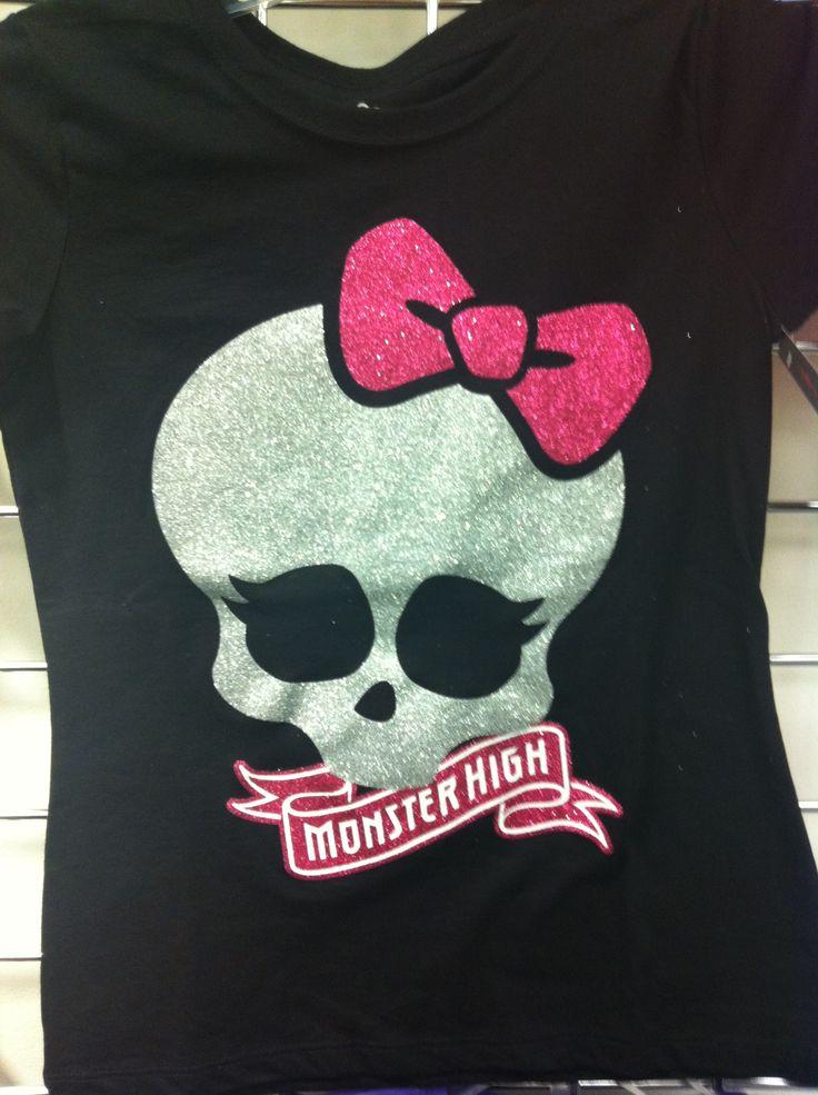 Monster High girls t-shirt.